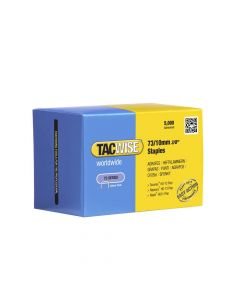 Tacwise Type 73 - 10mm Staples 5000 Pack - 0456
