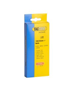 Tacwise Type 180 (18G) - 25mm Nails (1,000 Pack) - 0361