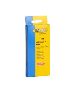 Tacwise Type 180 (18G) - 50mm Nails (1,000 Pack) - 1156