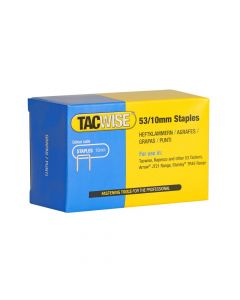 Tacwise Type 53 - 10mm Staples (5,000 pack) - 0431
