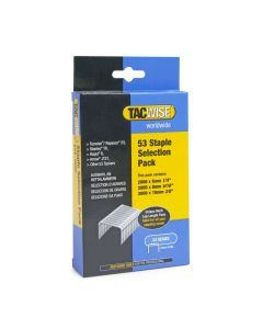 Tacwise Type 53 - Staple Selection Pack (6,000 Pack) - 1095