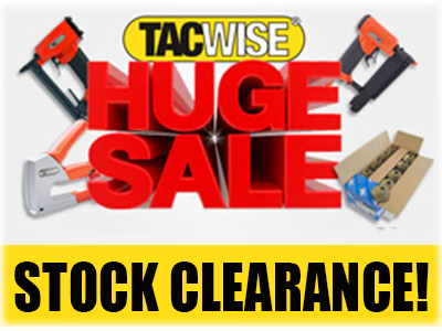 Tacwise Clearance Sale