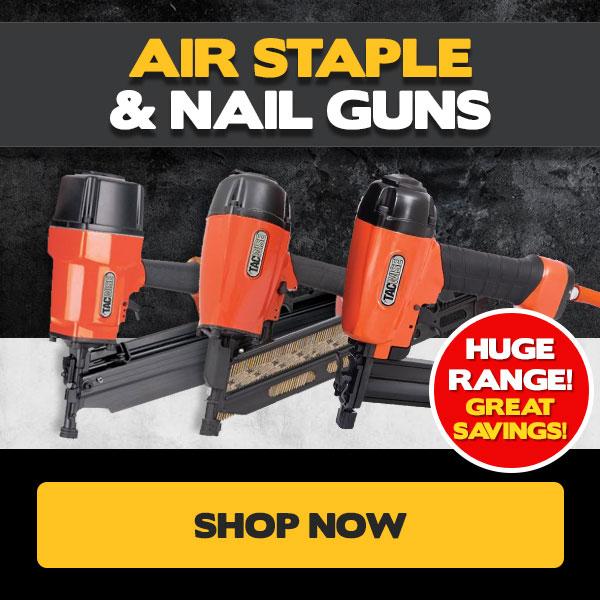 Tacwise Air Nail & Staple Guns