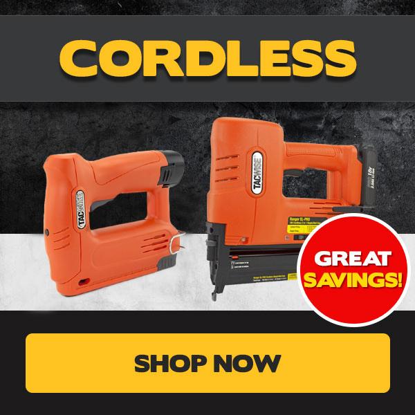 Tacwise Cordless Nail & Staple Guns