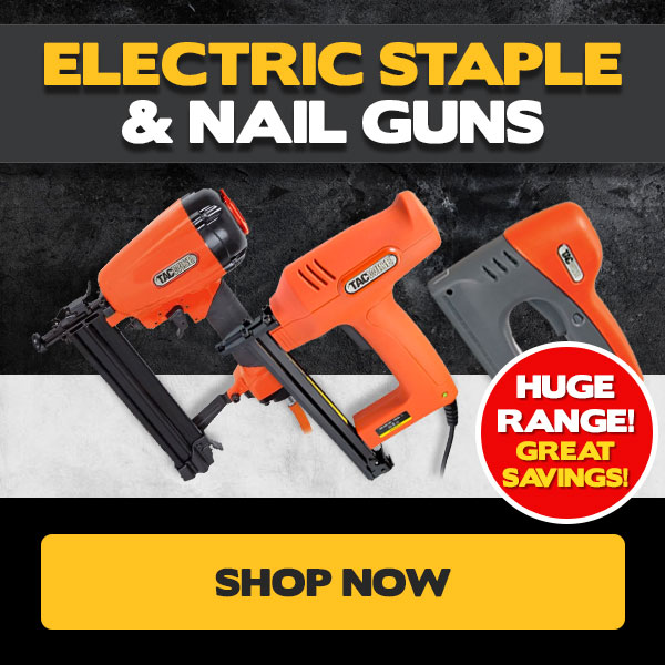 Tacwise Electric Staple & Nail Guns