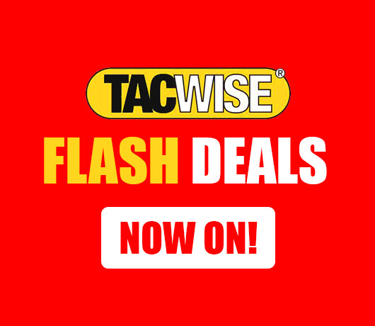 Tacwise Flash Deals Banner