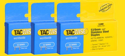 Tacwise Staples